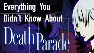 Everything You Didn't Know About Death Parade thumbnail