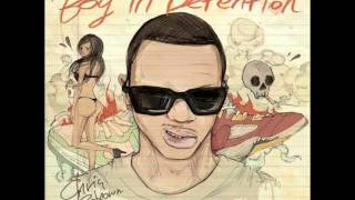 Chris Brown - Crazy [Boy In Detention] / LYRICS