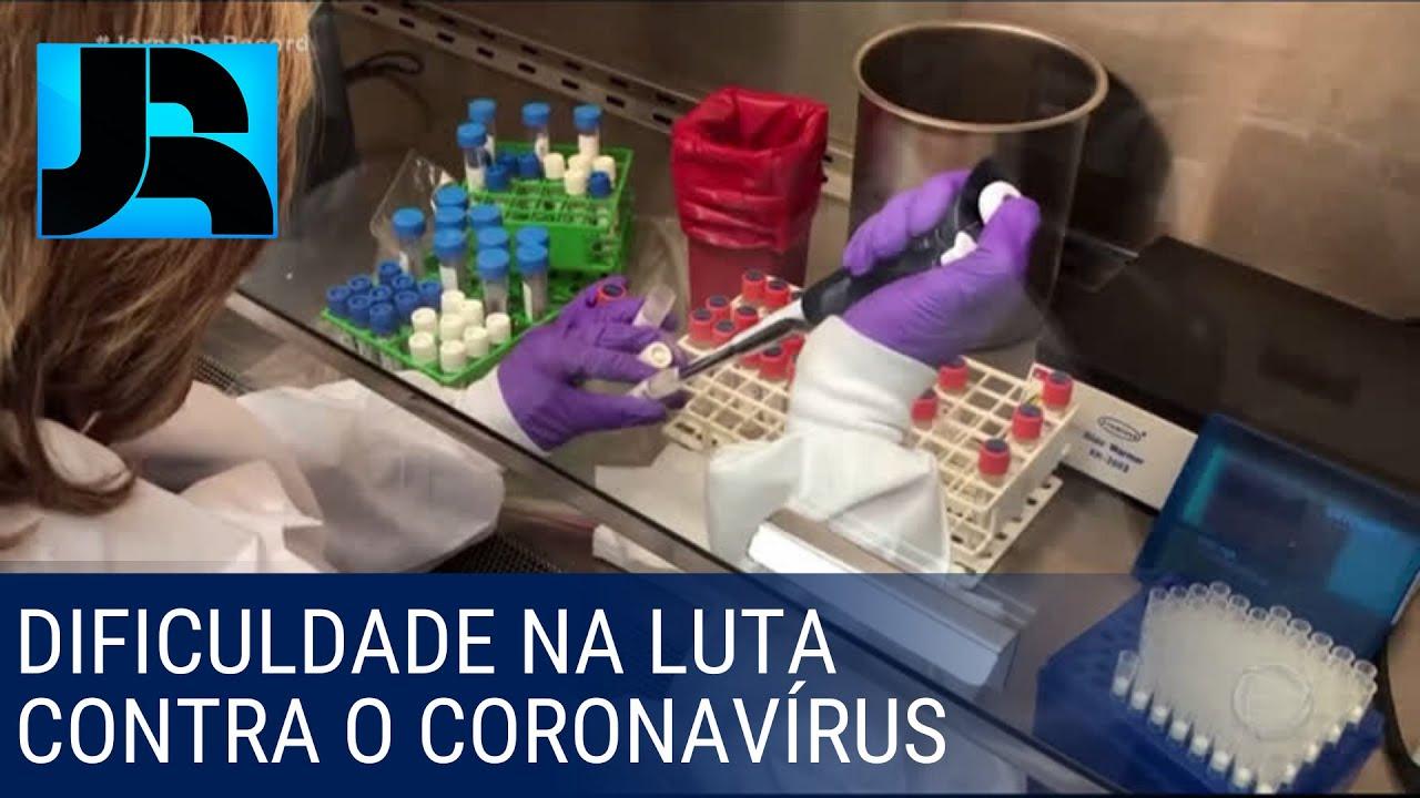 Estudo diz que imunidade após contaminação do coronavírus dura apenas três meses – Jornal da Record