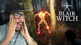 BEST SCARY GAME of 2019! (Blair Witch Game, Ending)