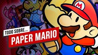 ¿Sabías que...? Paper Mario