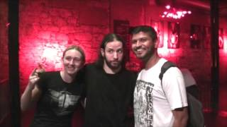 Fear Factory 2015 European Tour - Episode 10 - Conrad Sohm - Dornbirn, Austria - July 15th 2015