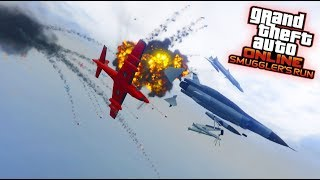 GTA ONLINE WITH THARSIS GAMING! Smuggler