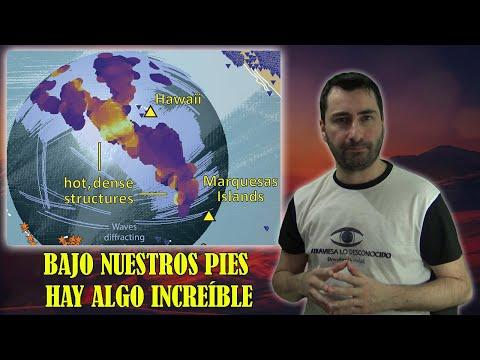 Hallan Una Inmensa Estructura Dentro de la Tierra y Algo Extraño Bajo Europa