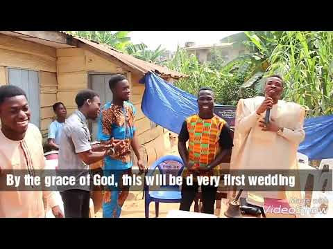 Woli Agba holds wedding in IPM...part three