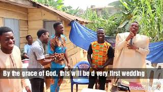 Woliagba holds wedding in IPM...part three