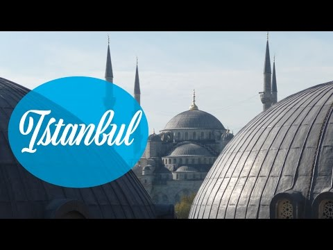 Istanbul Sightseeing & Fabric Shopping