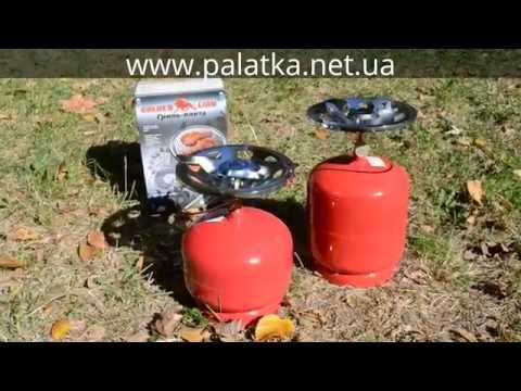 Газовая горелка Пикник RK-2  (баллон 5-8 литров)