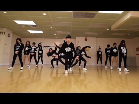 Flying Dance Studio 2016 HIPHOP+KPOP dance rehearsal (Jessi SSENUNNI)