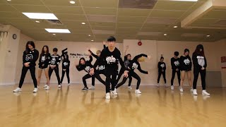 Flying Dance Studio 2016 HIPHOP+KPOP dance rehearsal (Jessi SSENUNNI) - Stafaband