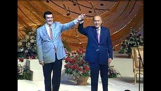 60-летие Муслима Магомаева. Выступление Президента Азербайджана Г.А. Алиева.