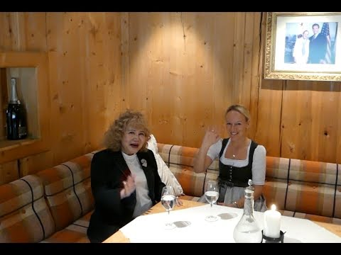 Fabulous Cooking with QueenGlori with Maria Hauser in Stanglwirt Austria 2017