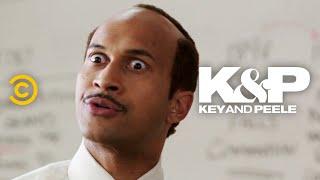 Mr. Garvey Is Your Substitute Teacher - Key & Peele