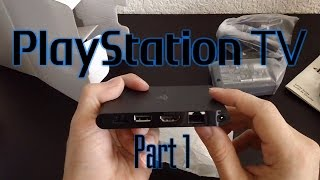 PlayStation TV Review [Part 1]