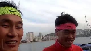 [마라톤톡 21화] 마라톤대회에서 싱글을 34회한 러너…