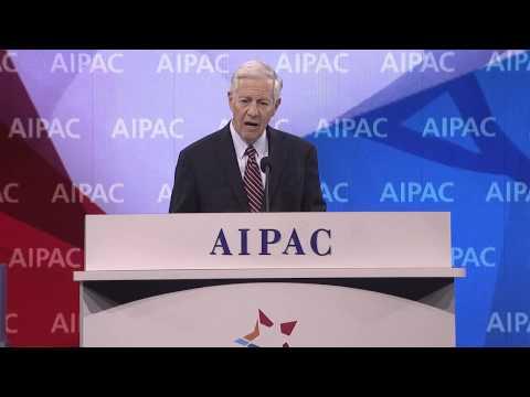 Chairman of the Conference of Presidents of Major Jewish Organizations Bob Sugarman