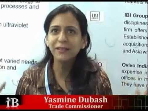 Yasmine Dubash - Trade Commissioner (Government of Canada, Consulate General of Canada)
