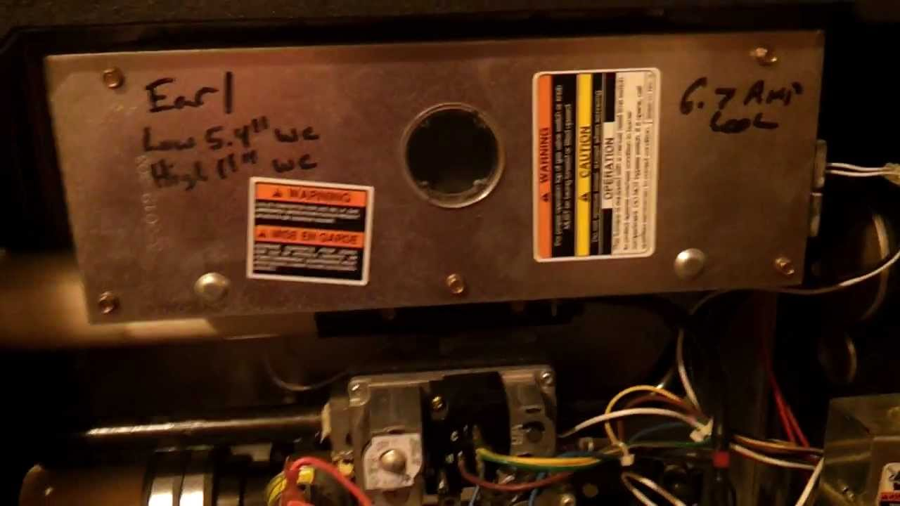Carrier Infinity 96 Gas Furnace 58mvb Running In Heat Mode Youtube Pressure Switch Schematic