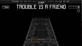 Trouble Is A Friend by Lenka - Expert Bass + Lyrics Mp3