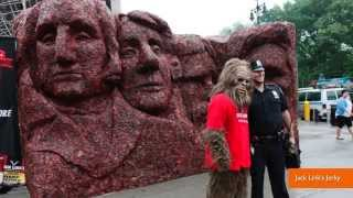 'Meat Rushmore' Celebrates History of Jerky