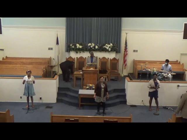 South Calvary MBC Sunday Morning Worship - May 9, 2021