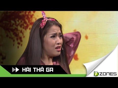 Hài Thả Ga 2017   Tình Già (Puka - Quang Trung)