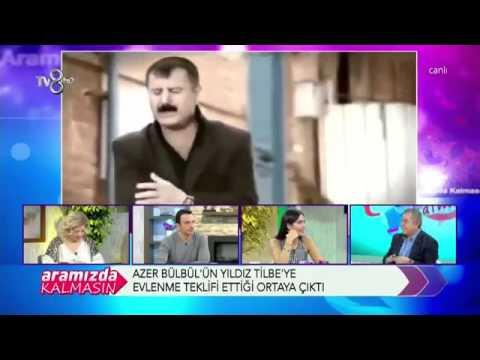 Azer Bülbül , Yıldız Tilbe'ye Evlenme Teklifi Etti - TV8 [ aramızda kalmasın ]
