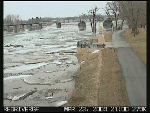 2009 Grand Forks Flood - Red River Rising