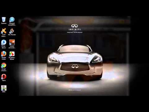 Виртуальный тюнинг автомобилей #1 Wmv