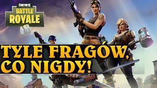 TYLE FRAGÓW, CO NIGDY - FORTNITE BATTLE ROYALE