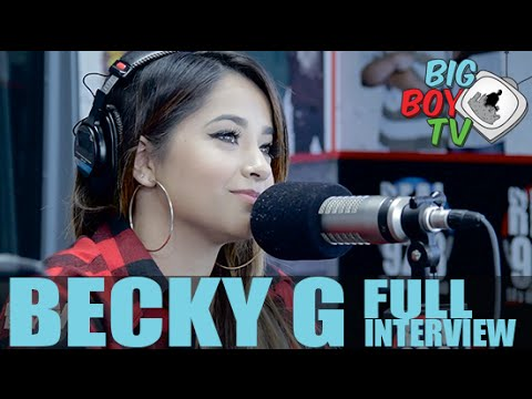 """Download Becky G Chats About """"Break A Sweat"""", Acting On """"Empire"""", And More! (Full Interview) 