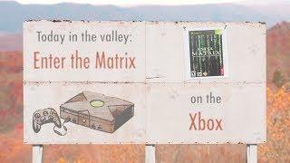 Enter the Matrix (Xbox)   The Video Game Valley