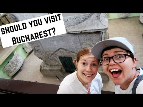 Final Impressions of Bucharest City Romania | Bucharest, Romania Travel Vlogs