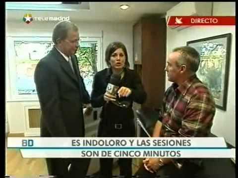 Tratamiento de Psoriasis y Vitíligo en Lumiderm. Entrevista Telemadrid