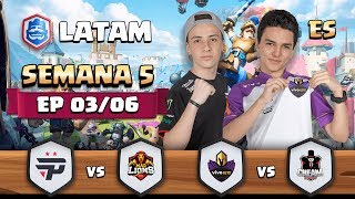 CRL LATAM: Pain Gaming vs Mad Lions | Vivo Keyd vs Cream eSports