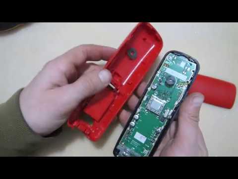 Ремонт домашнего радио телефона
