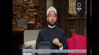 شاهد.. سالم عبدالجليل: وضع اللافتات على المقابر جائز بشرط