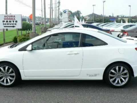 CERTIFIED Pre Owned 2011 HONDA CIVIC Si Coupe Manual Pleasantville Atlantic  City NJ New Jersey
