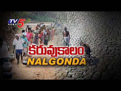 TV5 Ground Report on Drought Hit Villages in Nalgonda | Drinking Water Scarcity | TV5 News