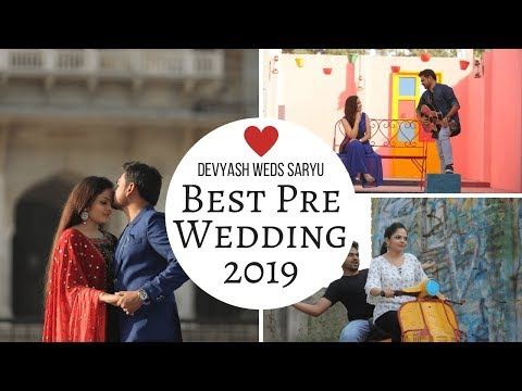 Best Pre Wedding Video 2019 | New Concept Story Idea | Pre Wedding PhotoShoot With Best Location