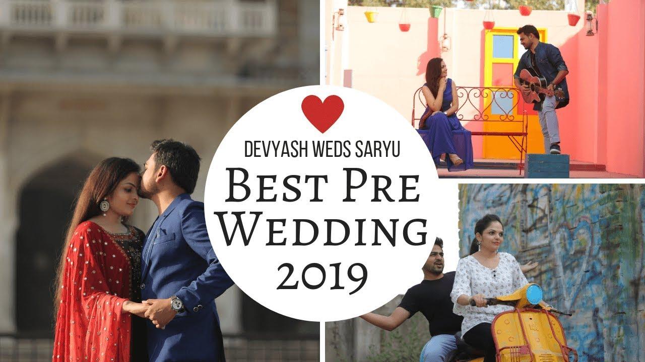 Pre Wedding Gifts For Bride: Best Pre Wedding Video 2019