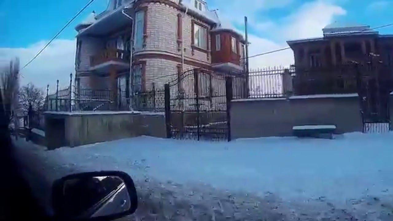ДЕАФ) Цыганские дома (Молдова СОРОКА) - YouTube