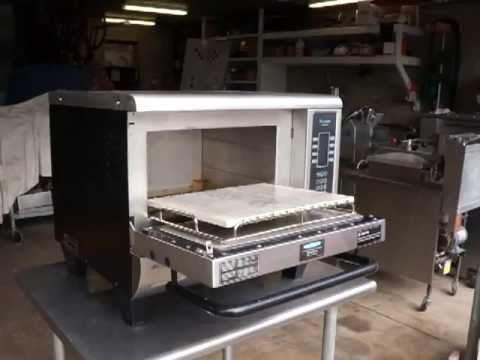 2011 Turbochef Tornado Ngc D6 Commercial Microwave