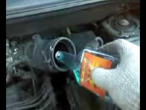 How To Clean Throttle Body Naza Citra (Kia Carens)