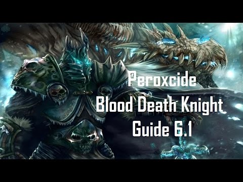 wow death knight blood guide