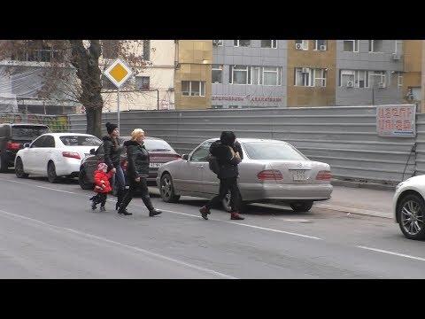 Yerevan, 27.01.19, Su, (на рус), Video-2, В сторону рынка золота.