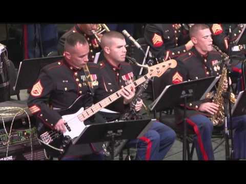 MARFORPAC Band - Rudolph the Red-Nosed Reindeer - Na Mele o na Keiki (2009)
