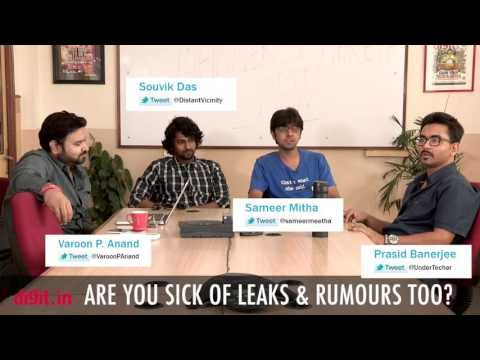 Digit Talks - Are you sick of leaks & rumours too?