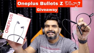 Oneplus Bullets Z Review ll in Telugu ll