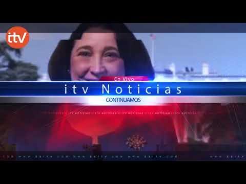 ITV NOTICIAS MARTES 14 DE NOVIEMBRE DE 2017